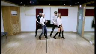 K.A.R.D - Don't Recall Dance Practice