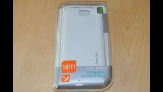 Spigen SGP Ultra Thin for Galaxy Note 2