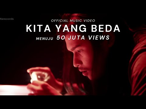 Cover Lagu Virzha - Kita Yang Beda [Official Music Video]