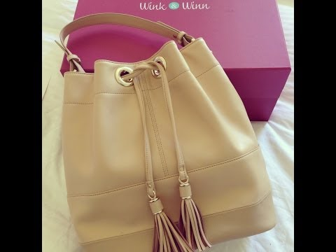 Wink and Winn Custom Handbag Review