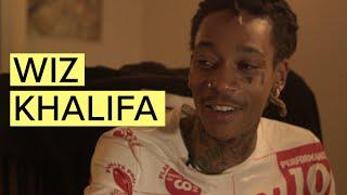 "Wiz Khalifa Features His Son On ""Zoney"""