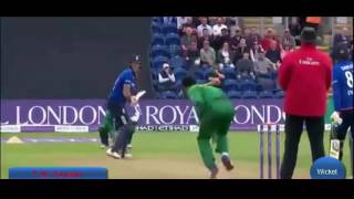 5th London International One Day Match All Wicket (Pak vs Eng)