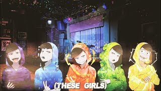 Download Lagu Nightcore - These Girls (Switching Vocals) Gratis STAFABAND