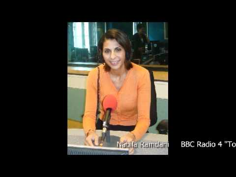 Nabila Ramdani - BBC Radio 4 - Today - Algeria's long-standing ties with Libya - 30 August 2011