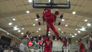 Highlights - Men's Basketball 2/16/19