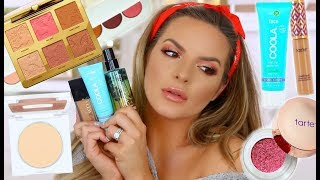 MY GO TO SPRING MAKEUP LOOK AND FAVORITE LONG WEARING PRODUCTS!    Casey Holmes