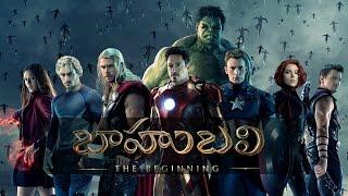 Baahubali Trailer (Remix) - Avengers Version