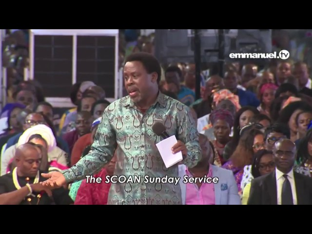 US Election: Prayers Of Americans 'Reversed' My Prophesy - TB Joshua