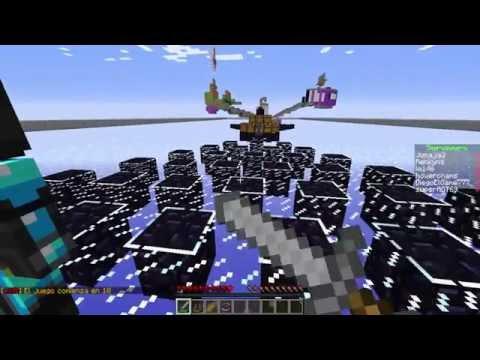 Juegos del hambre EPIC / minecraft 1.7.10