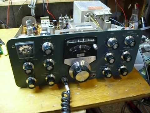 SB110-8,Heathkit SB110,restoring aboat anchor,fixing old amateur radios,SB110,SB110A,HW101,SB102,