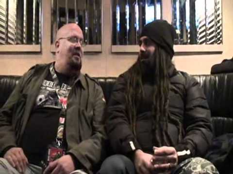 Cristian Machado of Ill Nino interview with Groovey.tv