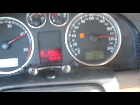 VW Passat B5.5 1.9 TDI acceleration & top speed