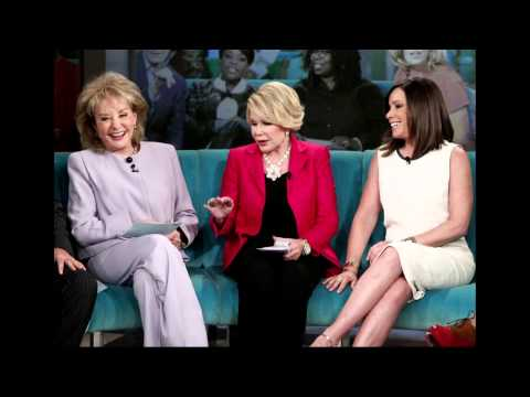 Barbara Walters reflects on Joan Rivers' legacy