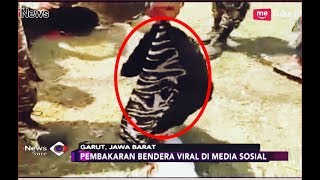 Viral Video Banser Bakar Bendera Tauhid, Ini Kata GP Ansor - iNews Sore 22/10