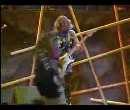 Iron Maiden - The Wicker Man (Rock in Rio) Video