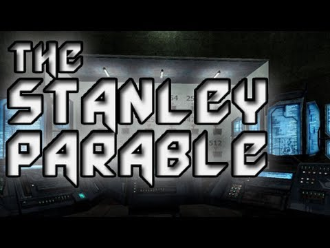 WEIRDEST GAME EVER Morfar Plays - The Stanley Parable