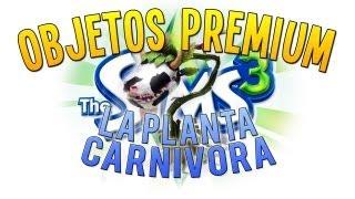 Sims 3 | Catálogo de contenido Premium: ¿Útiles, divertidos o bizarros? | PLANTA CARNÍVORA