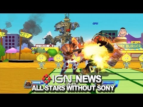 IGN News - Sony Walks Away From PlayStation All-Stars Dev