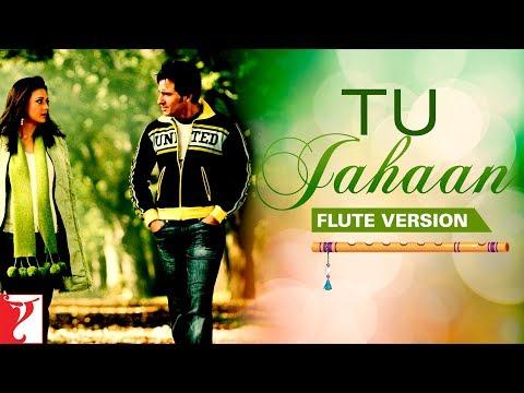 Flute Version: Tu Jahaan | Salaam Namaste | Vishal and Shekhar | Jaideep Sahni | Vijay Tambe