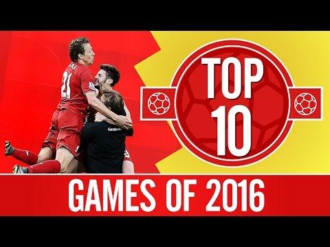 Top 10: Games of 2016