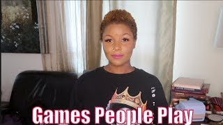Games People Play Ep.1 REVIEW #gamespeopleplay