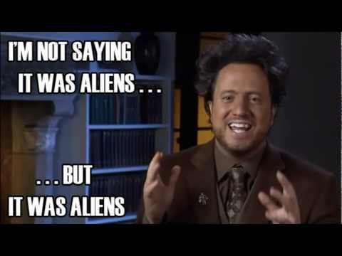 What Ancient Aliens Doesn't Tell You