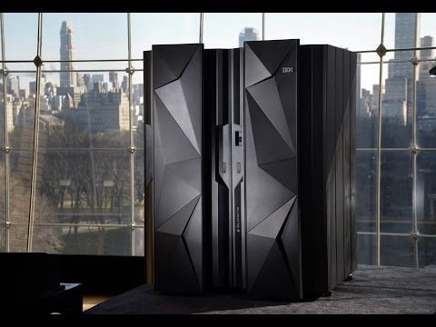 A Look Inside the IBM z13 Mainframe