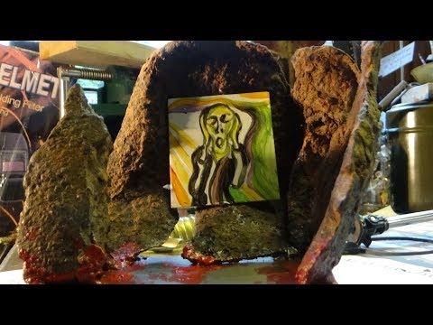 Meine Kunst Teil 4 Shell Shock