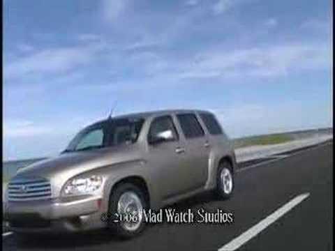 Реклама Chevy HHR
