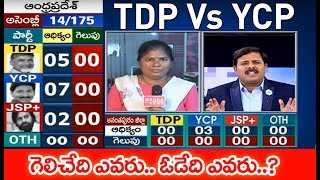 #Big Fight Between YCP andamp; TDP At Chandragiri Constituency Live Updates | MAHAA NEWS
