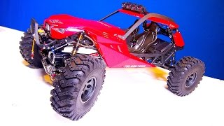 "RC ADVENTURES - UNBOXiNG a ""Pre-Release"" CAPO ""ACE 1"" 1/10th Scale Trail Buggy - RC Truck Kit"