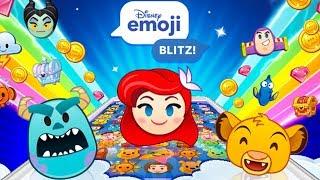 Disney Emoji Blitz - Ready. Set. Blitz! (Disney) - Best App For Kids