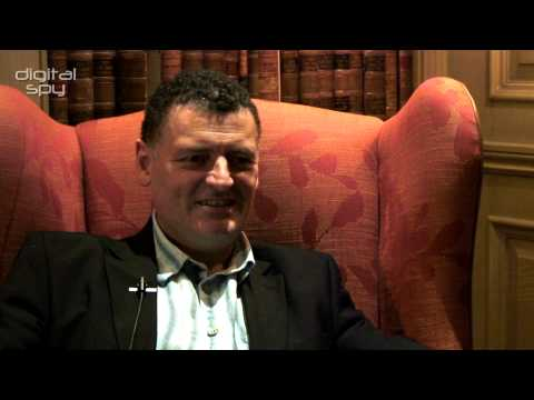 Moffat tells us about 'Sherlock' vs. 'Who'