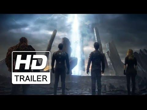 Quarteto Fantástico | Trailer Oficial | Legendado HD