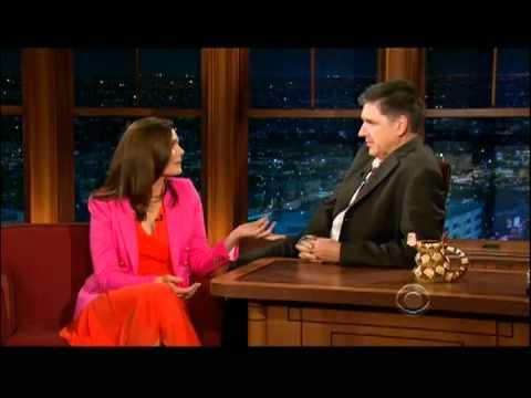 Craig Ferguson 4/20/12D Late Late Show Emily Deschanel XD