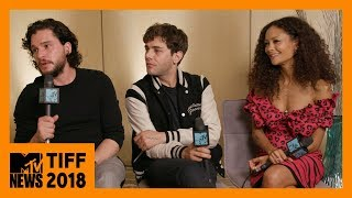 Xavier Dolan, Kit Harington & Thandie Newton on 'The Death and Life of John F. Donovan' | TIFF 2018
