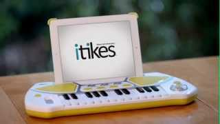 iTikes Keyboard - Where Tech Meets Play.™