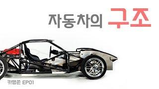 [모트라인] 카맹쑨 EP01 자동차의 구조