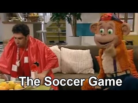 Kofiko and the Soccer game, Eng