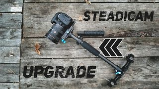 Upgrade Steadicam s60t