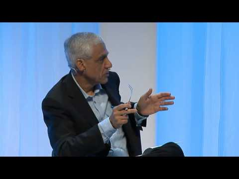 Fireside chat with Google co-founders, Larry Page and Sergey Brin with Vinod Khosla