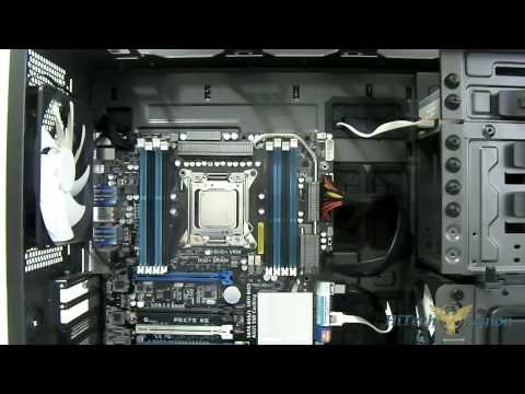 Corsair H100i CPU Cooler Installation Guide for AMD and Intel Motherboards