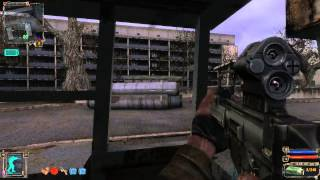 STALKER Тени Чернобыля Прохождение Часть 17 Припять