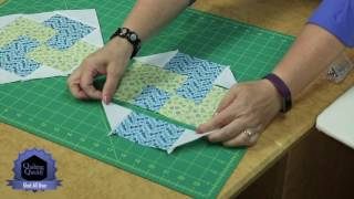 Quilting Quickly: Glad All Over -- Traditional Quilt Blocks meet Modern Fabrics