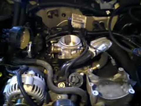 GM 4.3 Vortec lower intake manifold gasket replacement