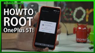 How to Root OnePlus 5T! [Windows/Mac/Linux][Android 8.0/8.1 Oreo]