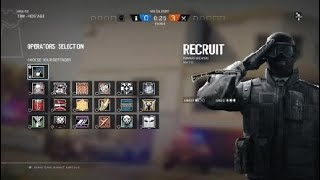 Easy Invisible Glitch OVERPOWERE(Rainbow six siege)