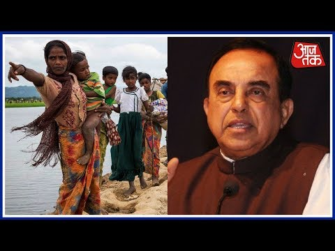 Rohingya Community Preferred Pakistan Over Burma: Subramanian Swamy Reacts To Rohingya Deportation