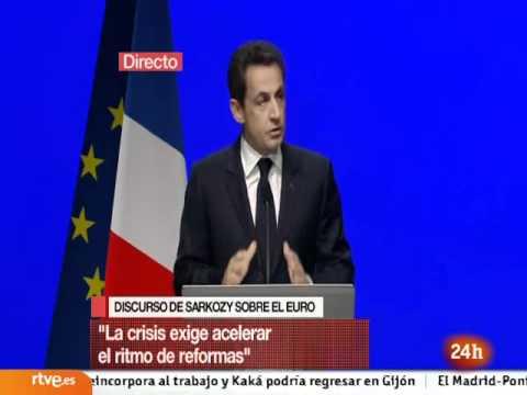 Discurso de Sarkozy en Toulon sobre Europa - www.sanchezreinaldo.com