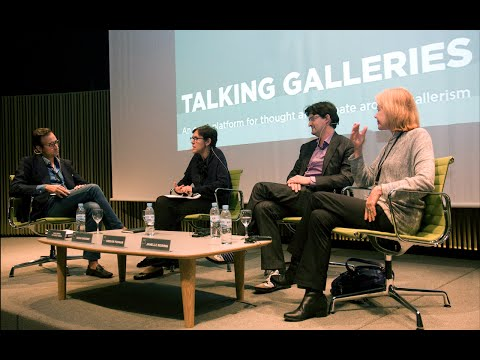 Internationalizing the gallery TALKING GALLERIES 2011
